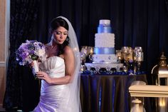 Stacy Marks Photography, The Roosevelt New Orleans in The Blue Room, Bella Blooms Floral, The Sweet Life Bakery