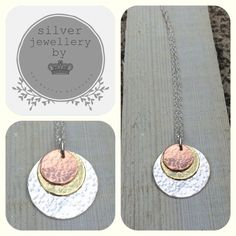 Morning all...Where did the sun go? It's a wee bit grey here this morning ☁☁☁  SO here's a bit of handcrafted Button sunshine to compensate...  A new handcrafted sterling silver design which is not yet available online.  *until I list her in my little online shop, it's a Pinterest exclusive*   Commission work happily taken, please drop me a line here or email me at info@thebuttonprincess.co.uk to discuss your ideas.   *other rays of sunshine are available at www.thebuttonprincess.co.uk…