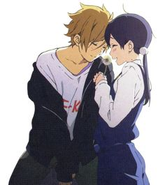 I don't know who they are, but they're friggin' adorable! (tamako market via transparent anime)