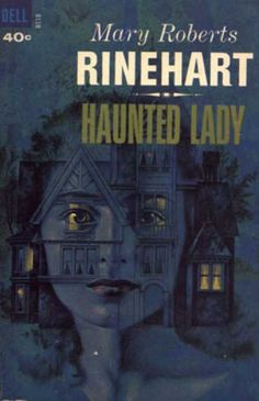 Dell Books 1736 - Haunted Lady - Mary Roberts Rinehart