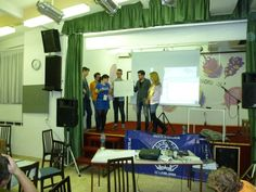 presenting :)