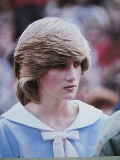 March 26, 1983: Princess Diana in Stirling Hills, Adelaide