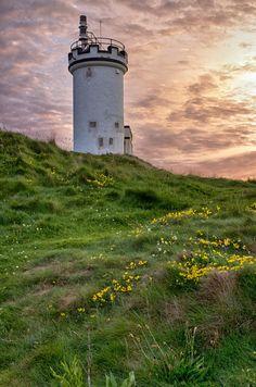 Elie Ness Lighthouse in Fife