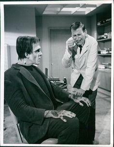 Herman visits Doctor Dudley (Paul Lynde)