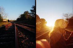 Railroad Sunshine