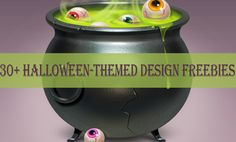 30+ #Halloween-Themed Design Freebies  #WebDesignFreebies  http://www.webdesign.org/30-halloween-themed-design-freebies.22491.html