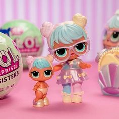 Bon Bon & Lil Bon Bon elsker at deles om accessories // Bon Bon & Lil Bon loves to share accessories 7th Birthday Party Ideas, Diy Birthday, Birthday Parties, Unicorn Birthday, Princess Toys, Glitter Slime, Kids Makeup, Doll Party, Lol Dolls