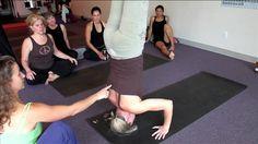 Living-Yoga.com - Sirsasana I to Eka Pada Galavasana