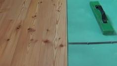 VIDEO: Pokládka masivní dřevěné podlahy...