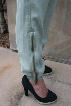 Zipped details.