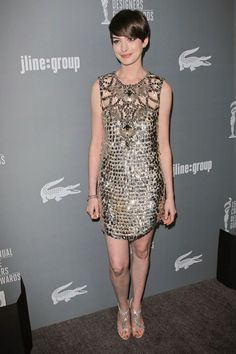 Anne Hathaway in Gucci | Tom & Lorenzo Fabulous & Opinionated