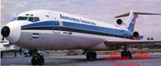 Historias Individuales: LV-MCD Boeing 727-2M7 c/n 21457/1302