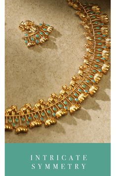 Indian Gold Necklace Designs, Gold Haram Designs, Simple Necklace Designs, Antique Jewellery Designs, Pearl Necklace Designs, Gold Necklace Simple, Antique Jewelry, Gold Temple Jewellery, Real Gold Jewelry