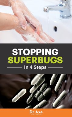 Superbugs are bacteria that have become resistant to antibiotics, and when treated with the medicines, instead of being wiped out and stopping superbugs, they multiply and thrive. Learn how to stop them in 4 steps.