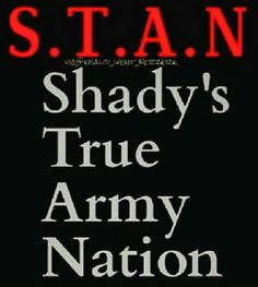 I am stan