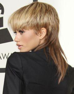 'Mullet hair', el peinado retro que vuelve para quedarse