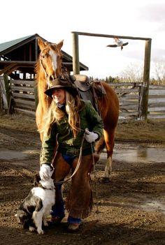 Rancher Jill McClaran McClaran Ranch The Wallowas, Oregon