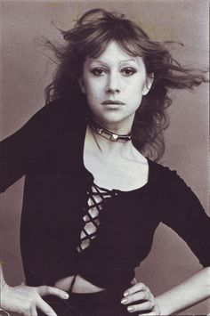 MIRREN, Helen (1975)_Photo Christopher S- (London) (by Performing Arts / Artes…