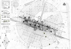 """archisketchbook: """"Re-Generator / Proposed constructive solution to regenerate the Wetlands of Hangzhou Gabriel Munoz Moreno """" Architecture Mapping, Architecture Concept Diagram, Architecture Graphics, Architecture Student, Architecture Drawings, Architecture Plan, Masterplan Architecture, Architecture Diagrams, Urban Analysis"""
