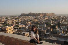 Desde Sunset Point, Jaisalmer