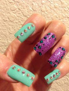 My nails 2013