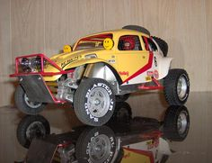 Sand Scorcher ,Rough Rider ,Super Champ, Ford Ranger XLT post pictures here! Scale and Buggy R/C vehicles Vw Bugs, Rc Off Road, Rc Buggy, Rc Cars And Trucks, Rough Riders, Rc Model, Tamiya, Radio Control, Car Insurance