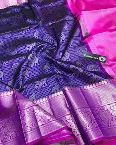 Kanchipuram Saree, Ikkat Saree, Bridal Sarees, Saree Wedding, Indian Sarees, Silk Sarees, Anarkali, Lehenga, Indian Fashion