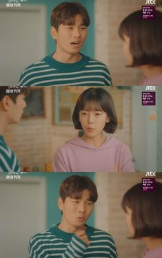 "[Spoiler] ""Laughter in Waikiki"" Go Won-hee Threatens Kim Jung-hyun"