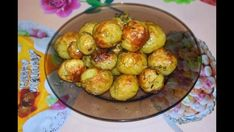 Cartofi la cuptor cu verdeturi,  inăbusiti in punga magică