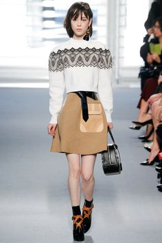 Louis Vuitton fall 2014 ready to wear collection. See more: #LouisVuittonAtFip, #FashionInPics