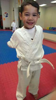 Granson & student age 4