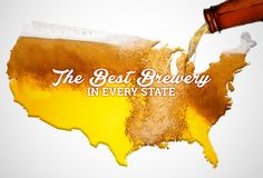 The Best Craft Brewery in Every State (and DC)!