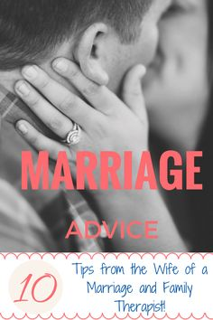 The top ten best pieces of marriage advice, straight from the wife of a Marriage and Family Therapist. This Marriage advice is raw and very bold. Marriage Couple, Best Marriage Advice, Broken Marriage, Before Marriage, Saving A Marriage, Save My Marriage, Marriage Relationship, Marriage And Family, Pre Marriage Counseling