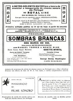 O Rato Cinéfilo: AS SALAS DE CINEMA DE LISBOA