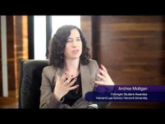 """Fulbright Student Awardee, Andrea Mulligan, shares her experiences as a Fulbrighter at Harvard Law School. She will be speaking at the Mason Hayes and Curran """"Opportunities in Law"""" event on March 20th."""