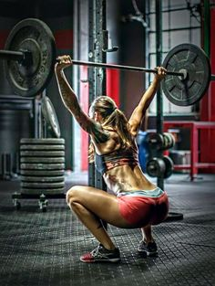 Nikki Leonard. Awesome Collection of Crossfit Gear