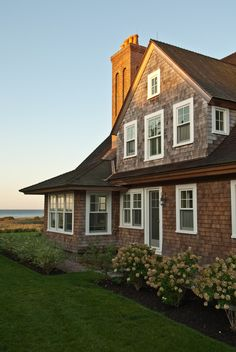 Watch Hill oceanfront residence, RI. Michael McKinley and Associates.