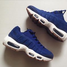 size 40 d8cb9 05953 STUSSY X NIKE AIR MAX 95 (via Kicks-daily.com)   Sneakers   Pinterest    Shoes, Sneakers and Nike shoes. Chaussures ...