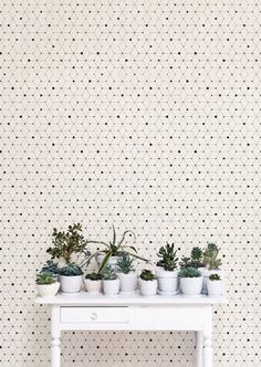 Minimalistic Geometric Removable Wallpaper / Self Adhesive Removable Wallpaper / Wall Mural / Wall covering - 121