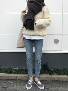 Normcore Fashion, Look Fashion, Daily Fashion, Korean Fashion, Winter Fashion, Normcore Style, Mode Outfits, Winter Outfits, Casual Outfits