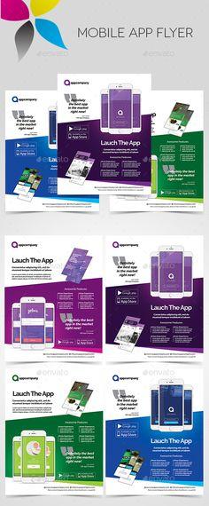 Smartphone Repair Service Flyer Flyer template, Smartphone and - computer repair flyer template