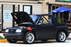 Supercharged LS2 Geo Tracker