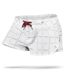 CrossFit HQ Store- Women's Lightweight Windowpane Boardshort - Bottoms - Women Buy Authentic CrossFit T-Shirts, CrossFit Gear, Accessories and Clothing