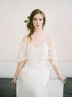 When we think about autumn brides, one of the loveliest wedding trends coming through this season has to be the stylish bridal cover ups! From bridal boleros, capes, sheer wraps and more, there are many beautiful ways to cover up your shoulder and fight off the chill. Here are some handpicked styles we absolutely love …