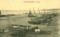 Torredembarra. Baix a Mar, a inicis del segle XX