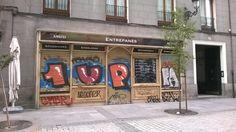 Calle Carlos III. Madrid. 2015.