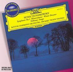 TCHAIKOVSKY Symphonie No.1 - Tilson Thomas - Deutsche Grammophon