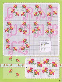 alphabet fleurs simples (3)
