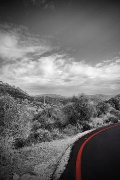 """""""The Red Thin Line"""" by Roy Rozanski, via 500px"""