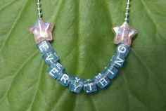 Everything Necklace - Baby Grunge by Juju